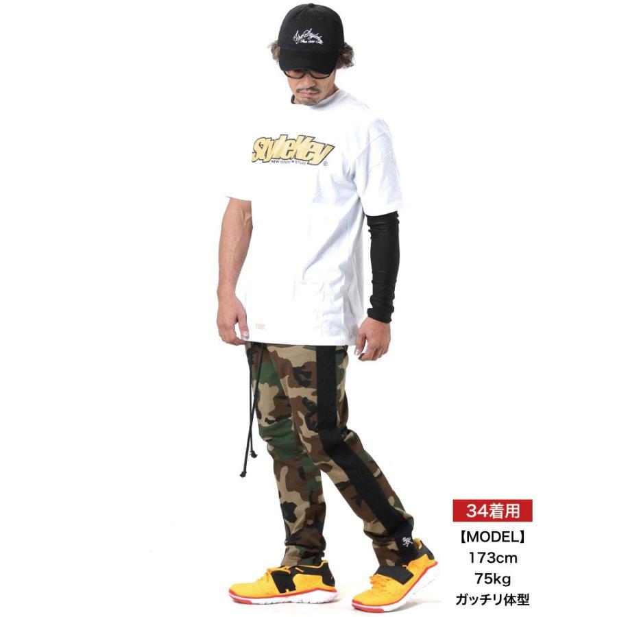 STYLEKEY スタイルキー 迷彩スキニーパンツ CAMOUFLAGE LINE SKINNY PANTS(SK20FW-PT01) ストリートファッション カモ サイドライン B系 大きいサイズ|b-bros|05