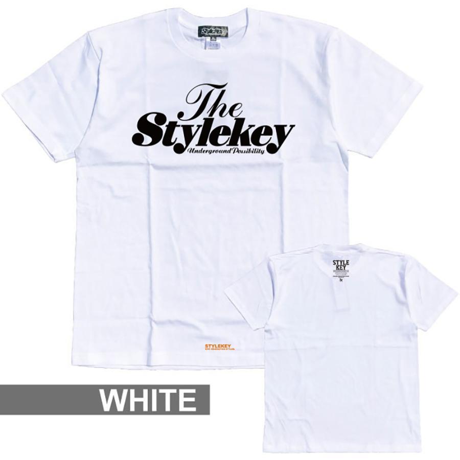 STYLEKEY(スタイルキー) 半袖Tシャツ SWEET LOGO S/S TEE(SK21SP-SS01) ストリートファッション ヒップホップ レゲエ ダンス B系 定番ロゴ 大きいサイズ b-bros 06