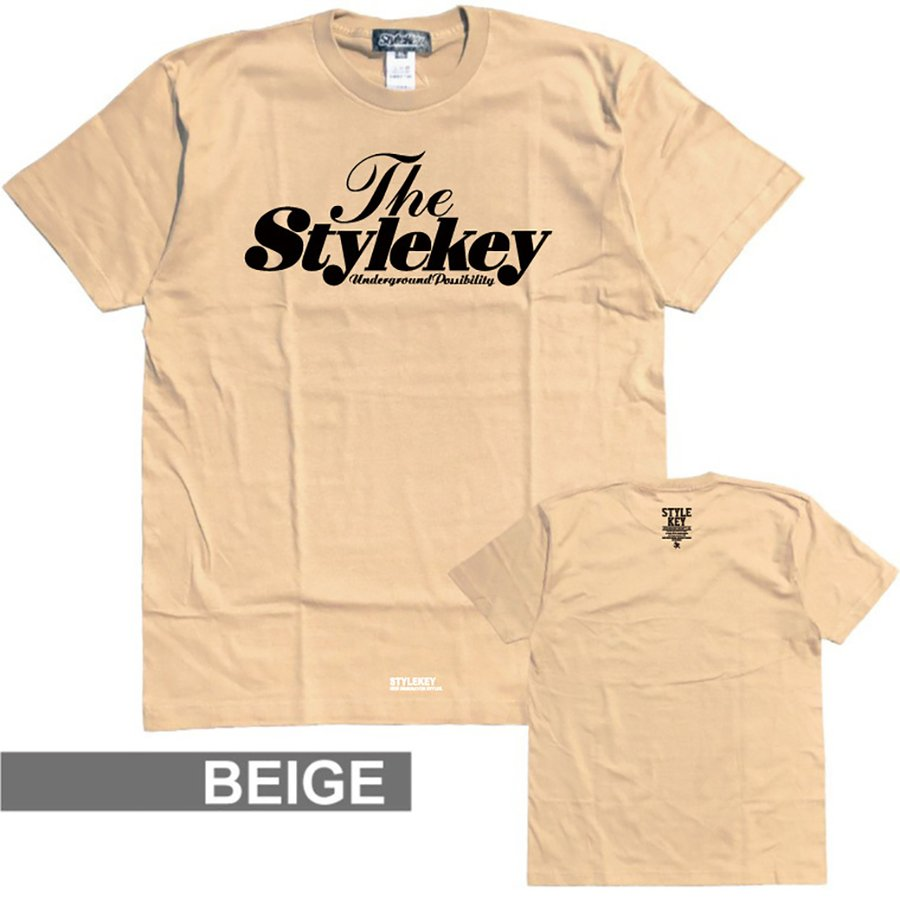 STYLEKEY(スタイルキー) 半袖Tシャツ SWEET LOGO S/S TEE(SK21SP-SS01) ストリートファッション ヒップホップ レゲエ ダンス B系 定番ロゴ 大きいサイズ b-bros 09