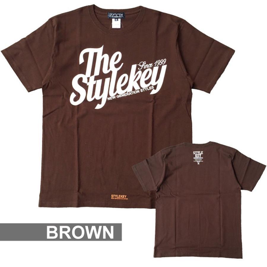 STYLEKEY(スタイルキー) 半袖Tシャツ WING LOGO S/S TEE(SK21SP-SS04) ストリートファッション ヒップホップ レゲエ ダンス スケート B系 定番ロゴ 大きいサイズ|b-bros|08