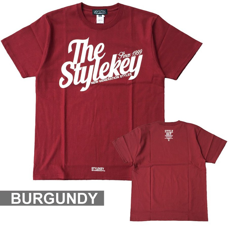 STYLEKEY(スタイルキー) 半袖Tシャツ WING LOGO S/S TEE(SK21SP-SS04) ストリートファッション ヒップホップ レゲエ ダンス スケート B系 定番ロゴ 大きいサイズ|b-bros|10
