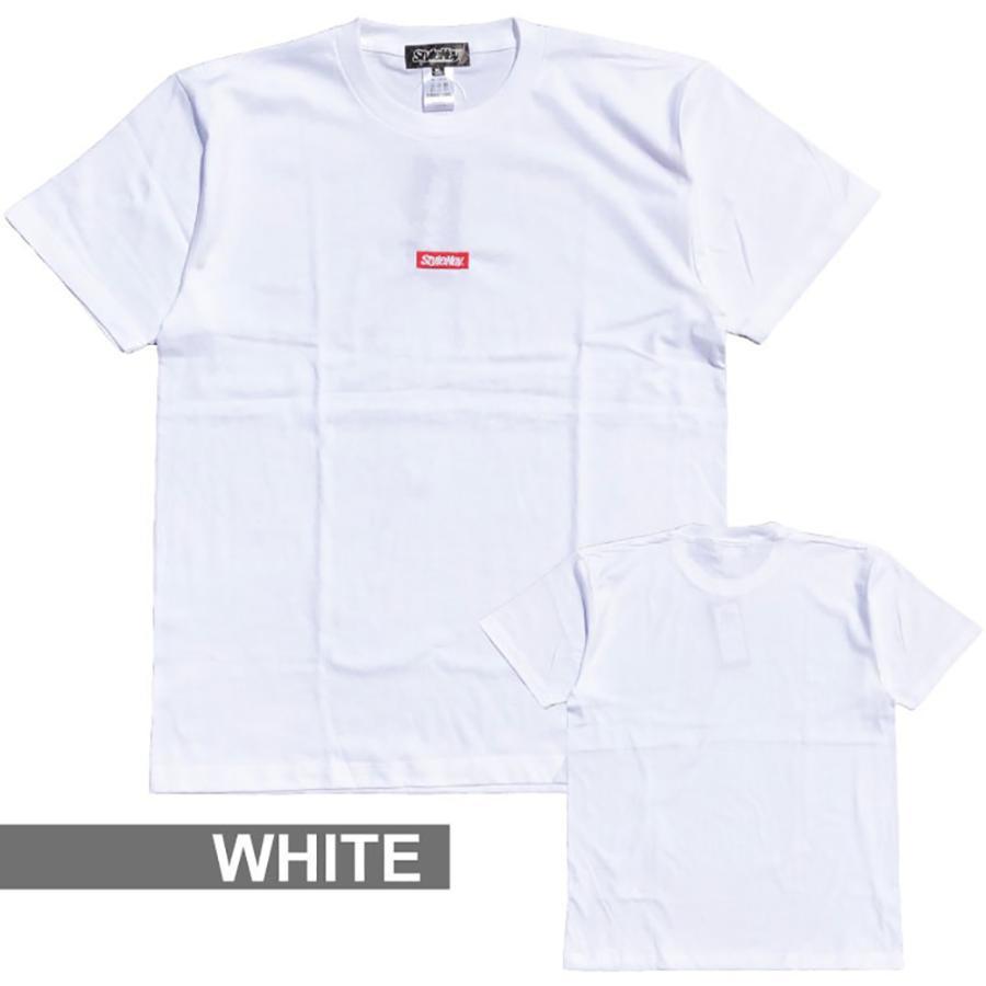 STYLEKEY(スタイルキー) 半袖Tシャツ SMART BOX S/S TEE(SK21SU-SS01) ストリートファッション ヒップホップ レゲエ ダンス スケート B系 定番ロゴ 大きいサイズ b-bros 05