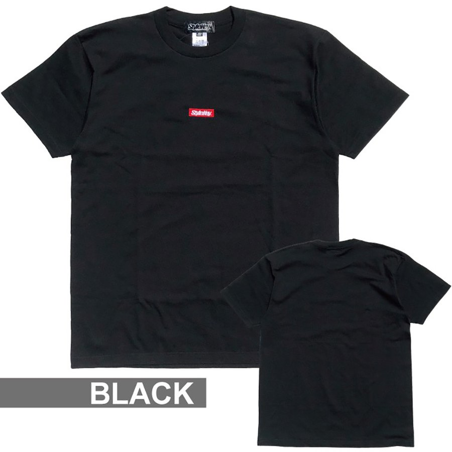 STYLEKEY(スタイルキー) 半袖Tシャツ SMART BOX S/S TEE(SK21SU-SS01) ストリートファッション ヒップホップ レゲエ ダンス スケート B系 定番ロゴ 大きいサイズ b-bros 06