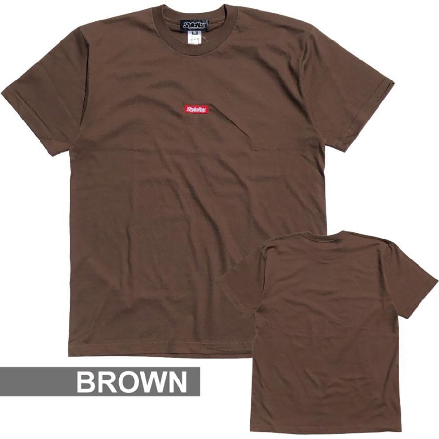 STYLEKEY(スタイルキー) 半袖Tシャツ SMART BOX S/S TEE(SK21SU-SS01) ストリートファッション ヒップホップ レゲエ ダンス スケート B系 定番ロゴ 大きいサイズ b-bros 07
