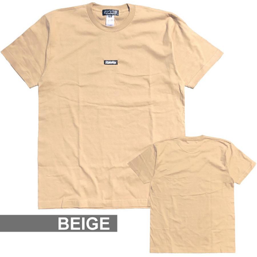 STYLEKEY(スタイルキー) 半袖Tシャツ SMART BOX S/S TEE(SK21SU-SS01) ストリートファッション ヒップホップ レゲエ ダンス スケート B系 定番ロゴ 大きいサイズ b-bros 08