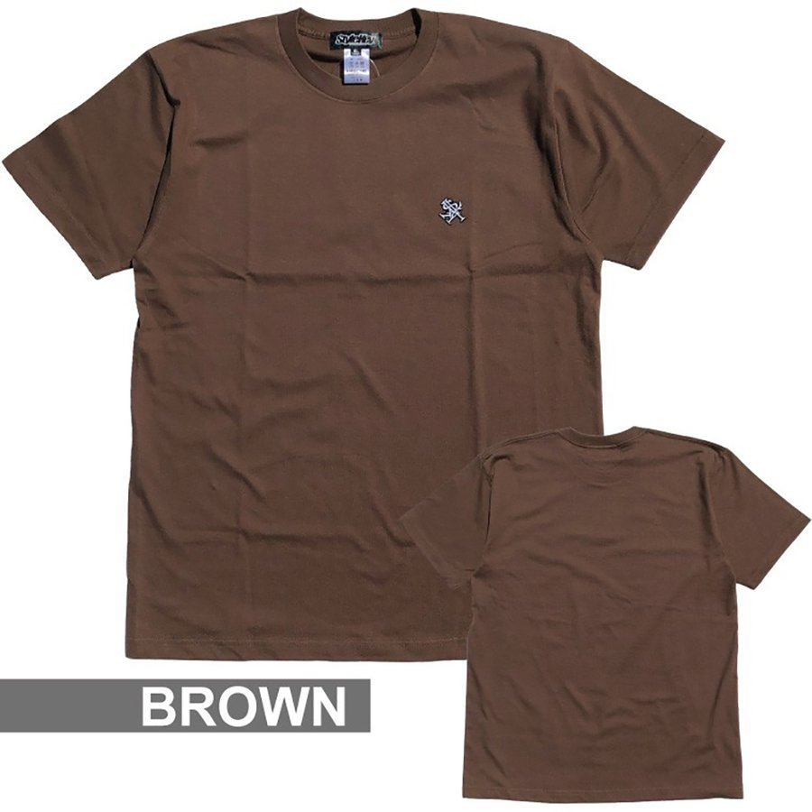 STYLEKEY(スタイルキー) 半袖Tシャツ ROYAL POINT S/S TEE(SK21SU-SS02) ストリートファッション ヒップホップ レゲエ ダンス B系 定番ロゴ 大きいサイズ b-bros 07