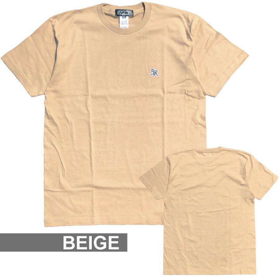 STYLEKEY(スタイルキー) 半袖Tシャツ ROYAL POINT S/S TEE(SK21SU-SS02) ストリートファッション ヒップホップ レゲエ ダンス B系 定番ロゴ 大きいサイズ b-bros 08