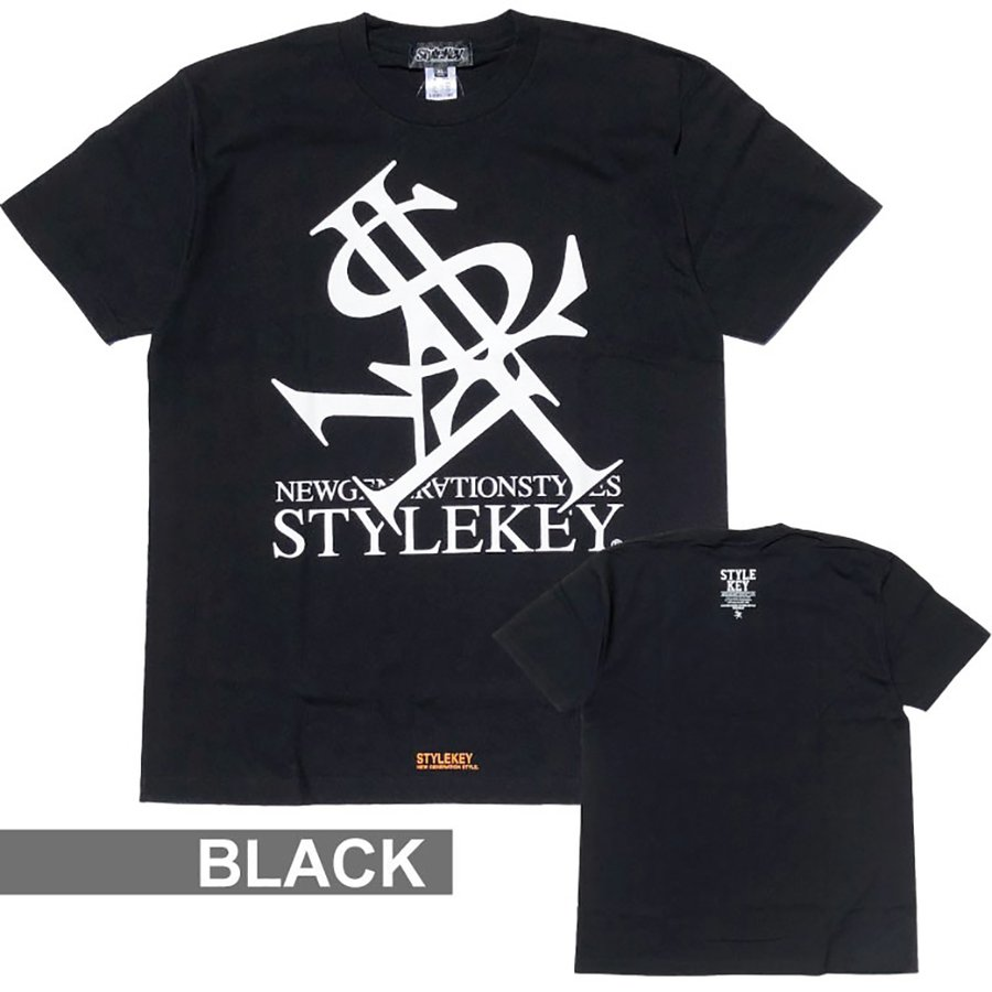 STYLEKEY(スタイルキー) 半袖Tシャツ ROYAL LOGO S/S TEE(SK21SU-SS03) ストリートファッション ヒップホップ レゲエ ダンス B系 定番ロゴ 大きいサイズ b-bros 06