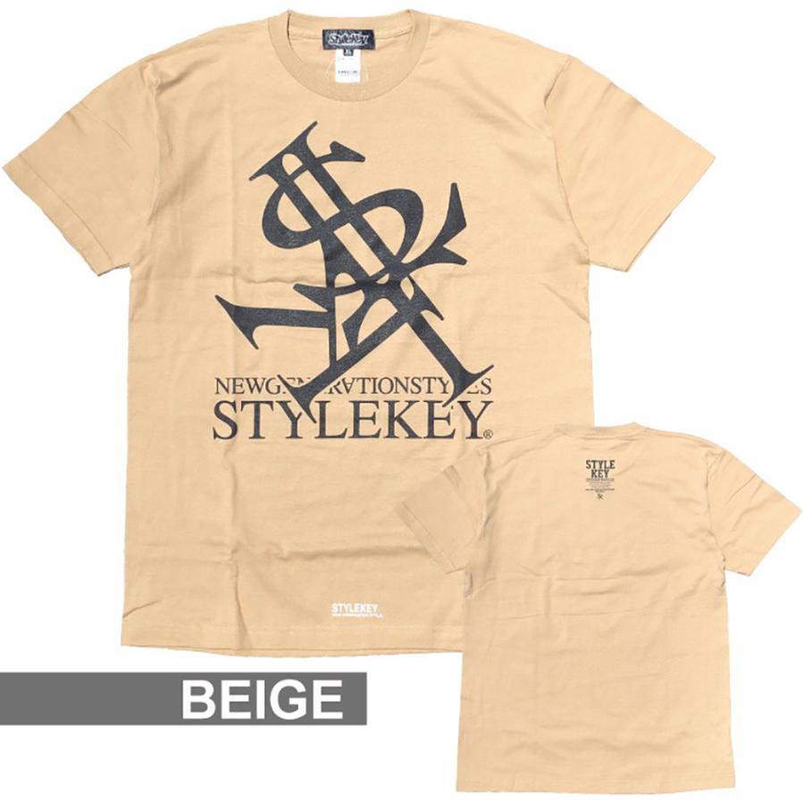 STYLEKEY(スタイルキー) 半袖Tシャツ ROYAL LOGO S/S TEE(SK21SU-SS03) ストリートファッション ヒップホップ レゲエ ダンス B系 定番ロゴ 大きいサイズ b-bros 08