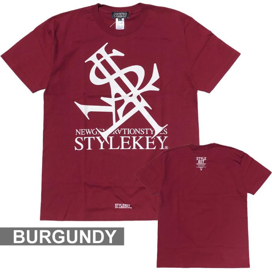 STYLEKEY(スタイルキー) 半袖Tシャツ ROYAL LOGO S/S TEE(SK21SU-SS03) ストリートファッション ヒップホップ レゲエ ダンス B系 定番ロゴ 大きいサイズ b-bros 09