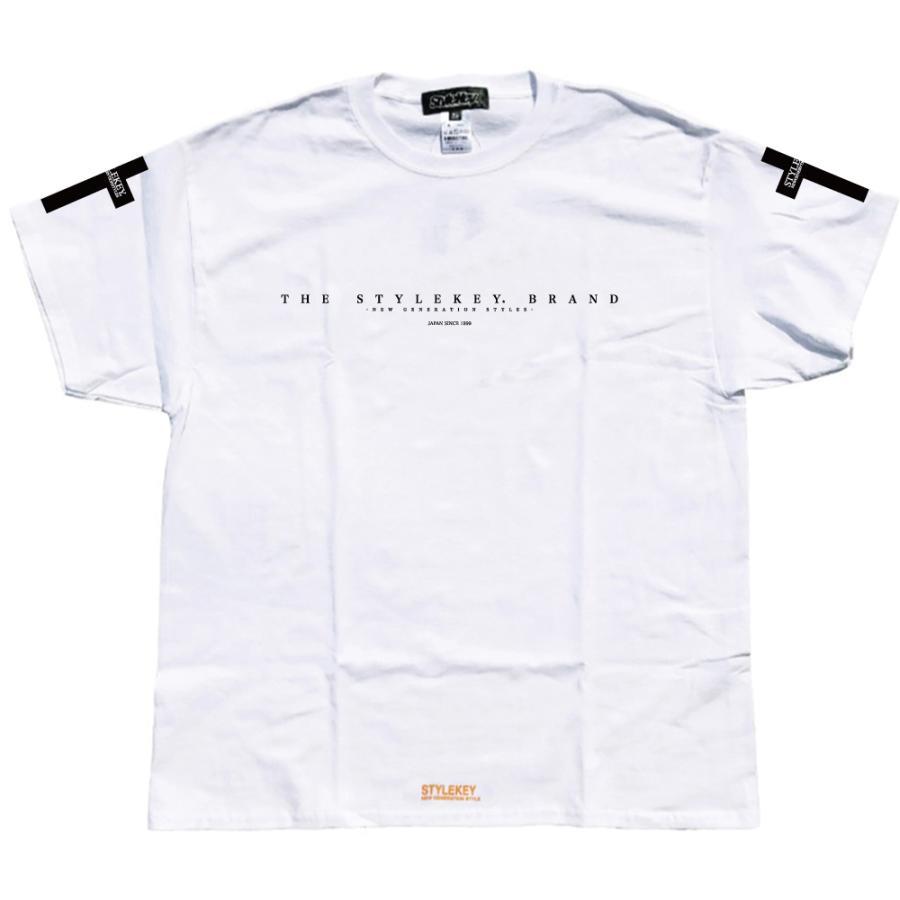STYLEKEY スタイルキー 半袖Tシャツ CROSS BORN S/S TEE(SK19SU-SS17) ストリート系 B系 大きいサイズ|b-bros|03