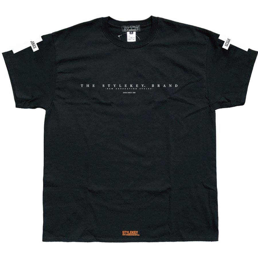 STYLEKEY スタイルキー 半袖Tシャツ CROSS BORN S/S TEE(SK19SU-SS17) ストリート系 B系 大きいサイズ|b-bros|05