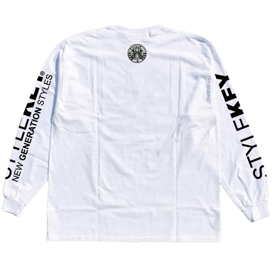 STYLEKEY(スタイルキー) 長袖Tシャツ DORA-CHAN×MIKAN L/S TEE(SK21FW-LS06) ロンT ストリート ヒップホップ レゲエ B系 ドラちゃん ロゴ 大きいサイズ|b-bros|04