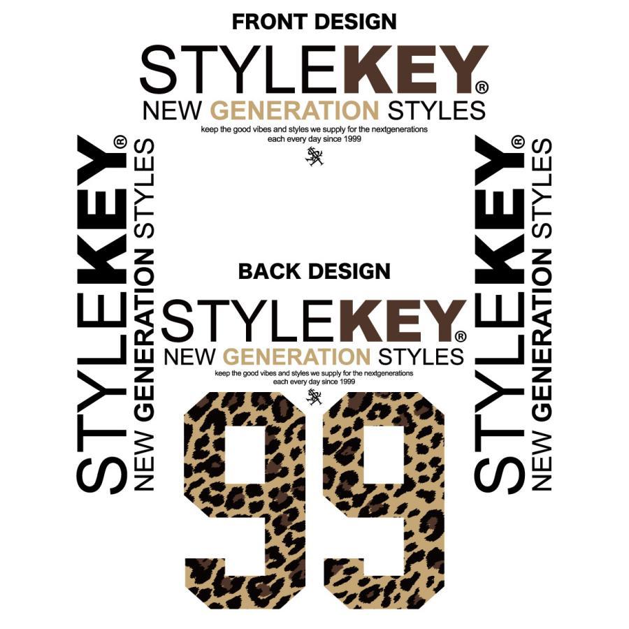 STYLEKEY(スタイルキー) 長袖Tシャツ SYMBOL OF POWER L/S TEE(SK21SP-LS05) ロングスリーブTシャツ ストリート ヒップホップ レゲエ B系 ロゴ 大きいサイズ|b-bros|07