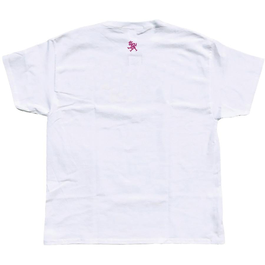 STYLEKEY スタイルキー 半袖Tシャツ GARDEN S/S TEE(SK21SP-SS09) ストリートファッション ヒップホップ レゲエ ダンス B系 花柄 ロゴ 大きいサイズ|b-bros|04