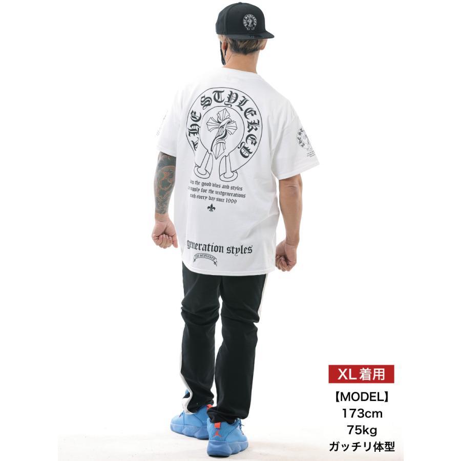 STYLEKEY スタイルキー 半袖Tシャツ GENESIS S/S TEE(SK21SU-SS08) ストリート系 B系 ロック バイカー ロゴ バンド 大きいサイズ b-bros 02