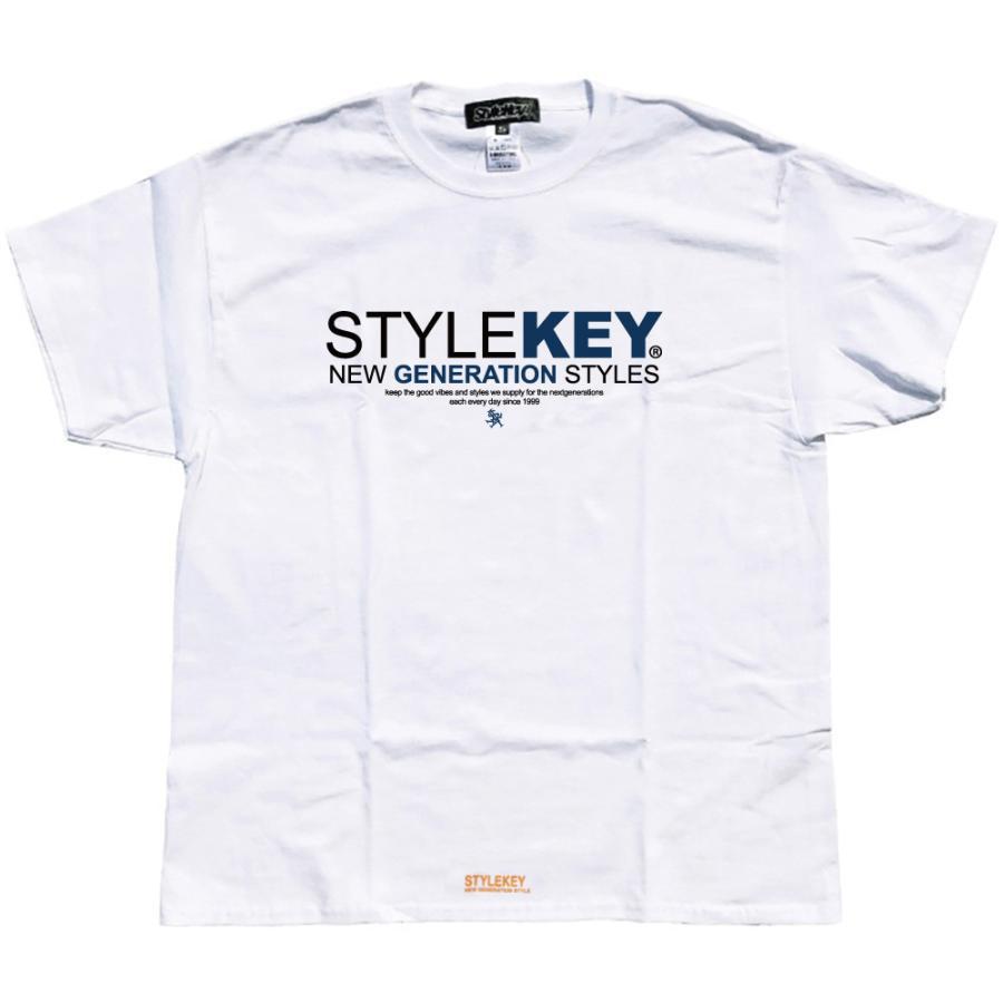 STYLEKEY スタイルキー 半袖Tシャツ LEAPING S/S TEE(SK21SU-SS11) ストリート系 B系 レゲエ ロック ヒップホップ ロゴ バンド 大きいサイズ|b-bros|03