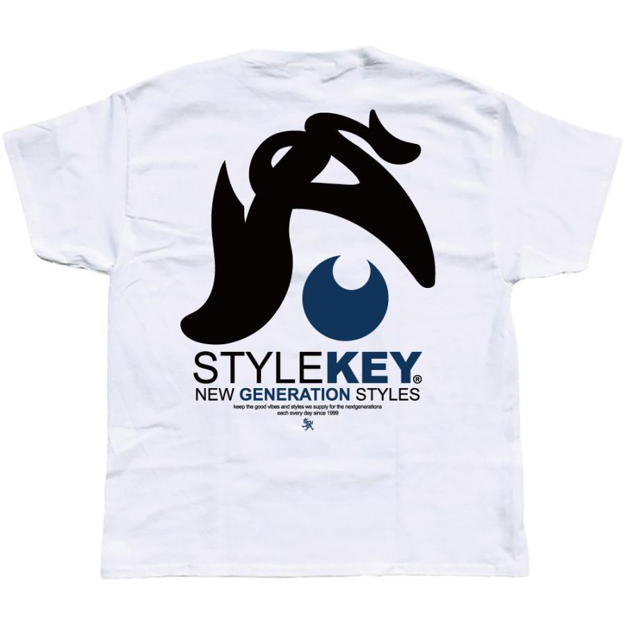 STYLEKEY スタイルキー 半袖Tシャツ LEAPING S/S TEE(SK21SU-SS11) ストリート系 B系 レゲエ ロック ヒップホップ ロゴ バンド 大きいサイズ|b-bros|04