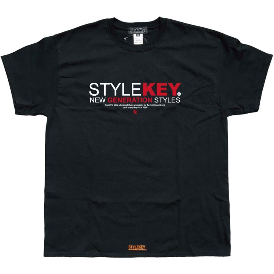 STYLEKEY スタイルキー 半袖Tシャツ LEAPING S/S TEE(SK21SU-SS11) ストリート系 B系 レゲエ ロック ヒップホップ ロゴ バンド 大きいサイズ|b-bros|05
