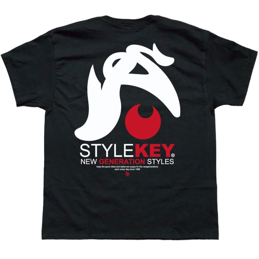 STYLEKEY スタイルキー 半袖Tシャツ LEAPING S/S TEE(SK21SU-SS11) ストリート系 B系 レゲエ ロック ヒップホップ ロゴ バンド 大きいサイズ|b-bros|06