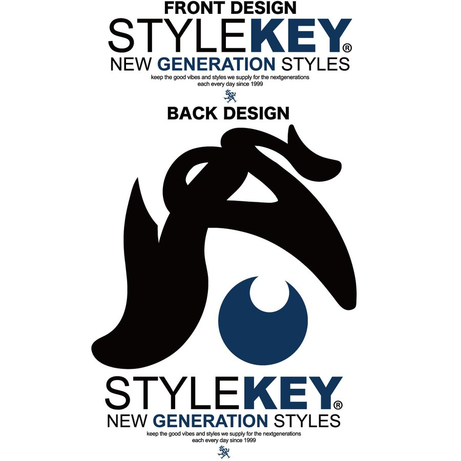 STYLEKEY スタイルキー 半袖Tシャツ LEAPING S/S TEE(SK21SU-SS11) ストリート系 B系 レゲエ ロック ヒップホップ ロゴ バンド 大きいサイズ|b-bros|07