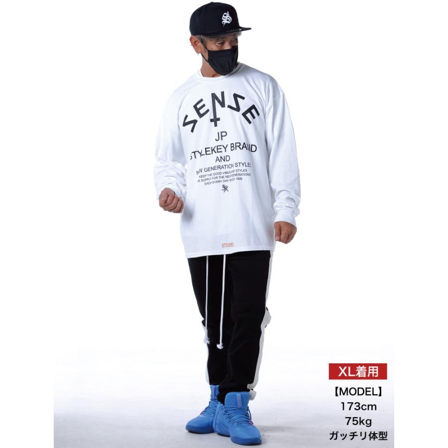 STYLEKEY CLASSIC LABEL(スタイルキー クラシック・レーベル) 長袖Tシャツ COMMON SENSE L/S TEE(SK99CL-LS02) ロングスリーブ ストリート ロゴ 大きいサイズ b-bros 02