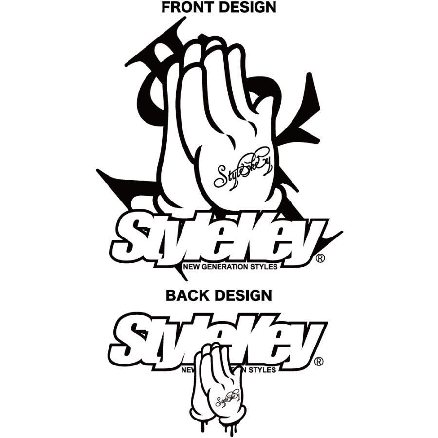 STYLEKEY CLASSIC LABEL(スタイルキー クラシック・レーベル) 長袖Tシャツ PRAY FOR YOU L/S TEE(SK99CL-LS10) ロンT ストリート ヒップホップ 大きいサイズ b-bros 07