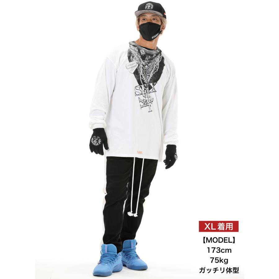 STYLEKEY CLASSIC LABEL(スタイルキー クラシック・レーベル) 長袖Tシャツ HUSTLER L/S TEE(SK99CL-LS13) ロンT ストリート ヒップホップ 大きいサイズ|b-bros|02