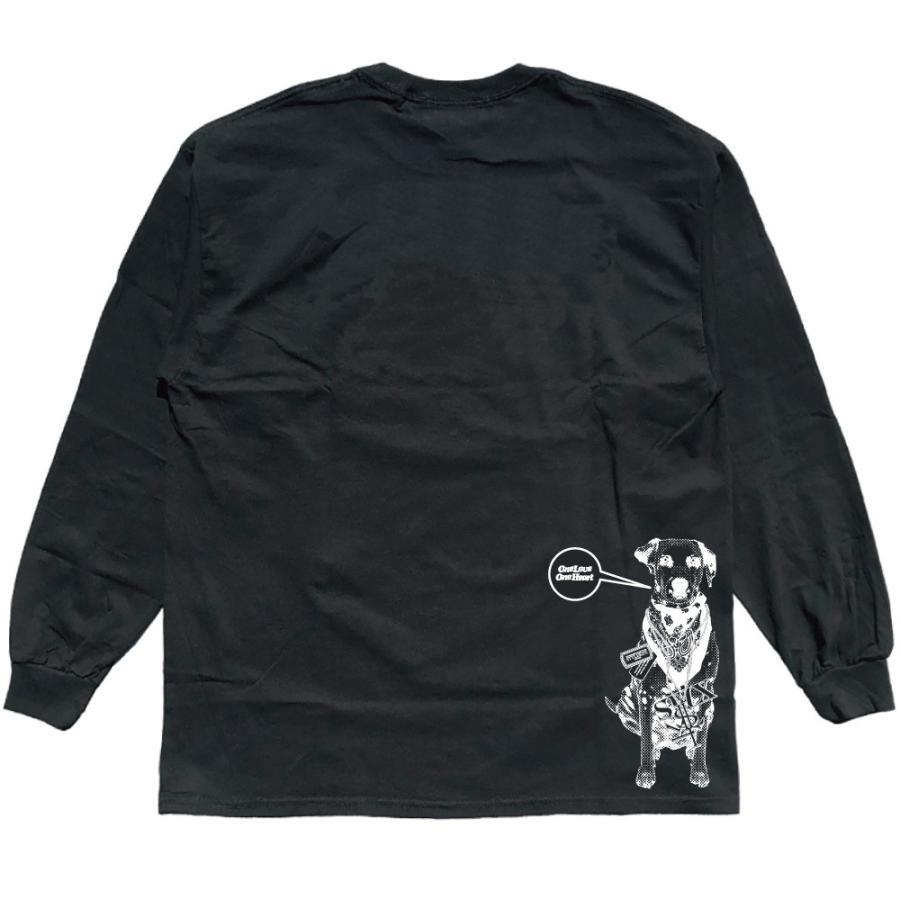 STYLEKEY CLASSIC LABEL(スタイルキー クラシック・レーベル) 長袖Tシャツ HUSTLER L/S TEE(SK99CL-LS13) ロンT ストリート ヒップホップ 大きいサイズ|b-bros|06