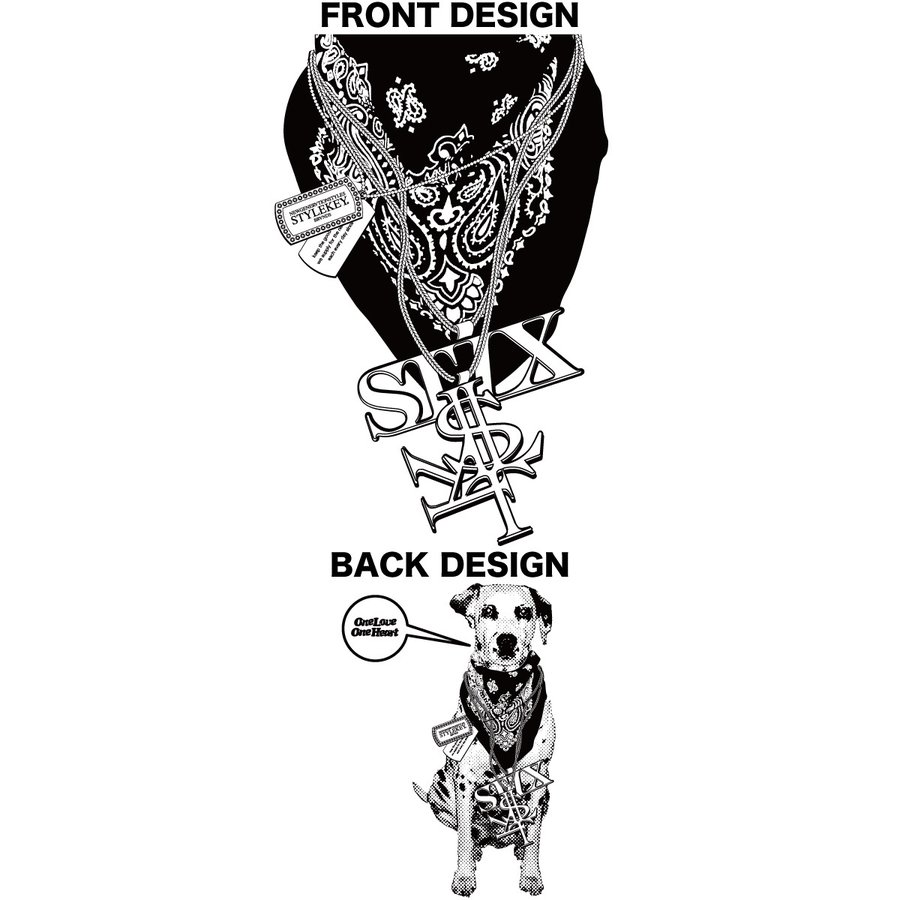 STYLEKEY CLASSIC LABEL(スタイルキー クラシック・レーベル) 長袖Tシャツ HUSTLER L/S TEE(SK99CL-LS13) ロンT ストリート ヒップホップ 大きいサイズ|b-bros|07