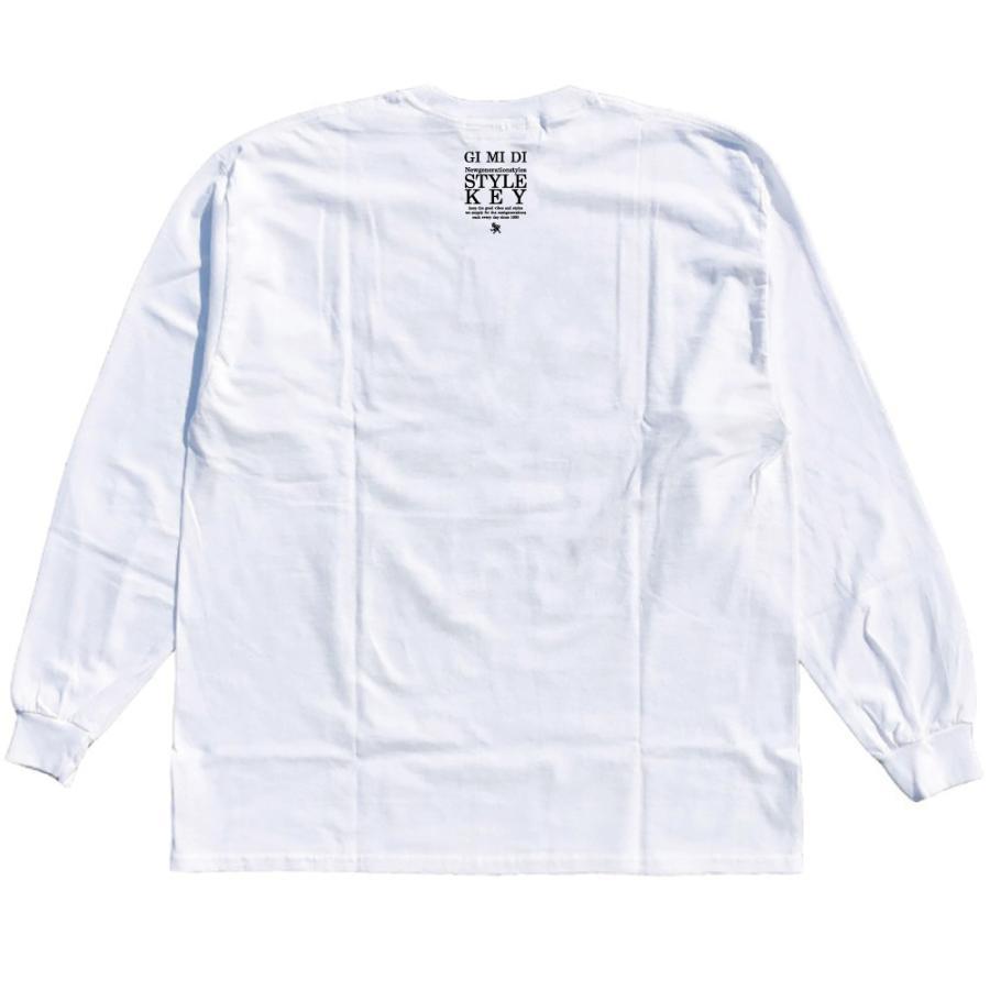 STYLEKEY CLASSIC LABEL(スタイルキー クラシック・レーベル) 長袖Tシャツ ACTION L/S TEE(SK99CL-LS14) ロンT ストリート ヒップホップ 大きいサイズ|b-bros|04