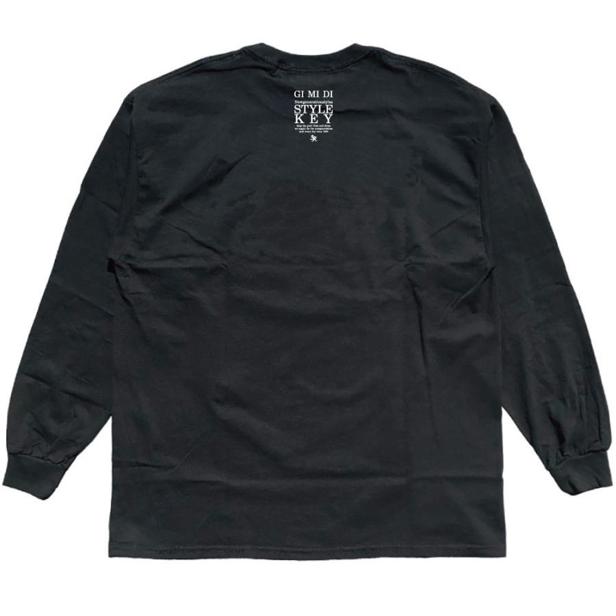 STYLEKEY CLASSIC LABEL(スタイルキー クラシック・レーベル) 長袖Tシャツ ACTION L/S TEE(SK99CL-LS14) ロンT ストリート ヒップホップ 大きいサイズ|b-bros|06