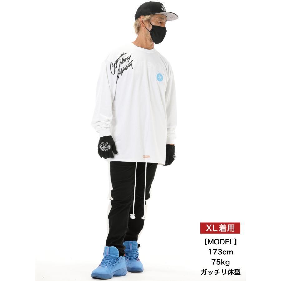 STYLEKEY CLASSIC LABEL(スタイルキー クラシック・レーベル) 長袖Tシャツ CORE BUSH L/S TEE(SK99CL-LS16) ロンT ストリート ヒップホップ 大きいサイズ|b-bros|02