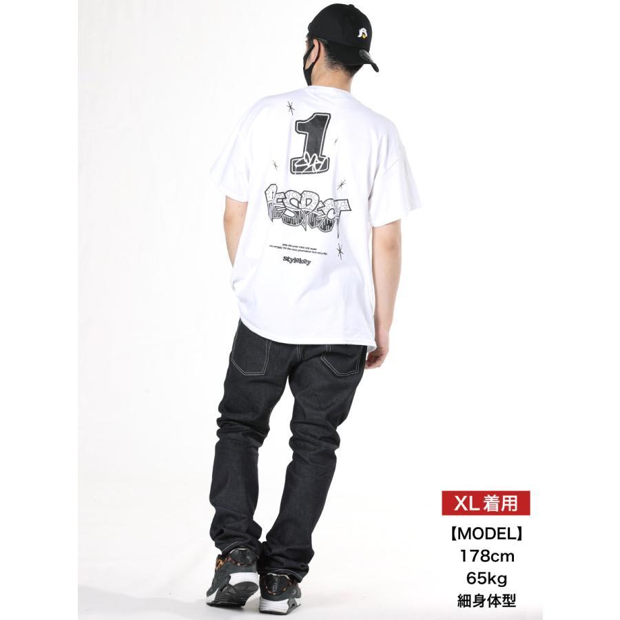 STYLEKEY CLASSIC LABEL スタイルキー クラシック・レーベル 半袖Tシャツ BIG UP S/S TEE(SK99CL-SS10) ストリート ヒップホップ レゲエ ラスタ 大きいサイズ b-bros 02