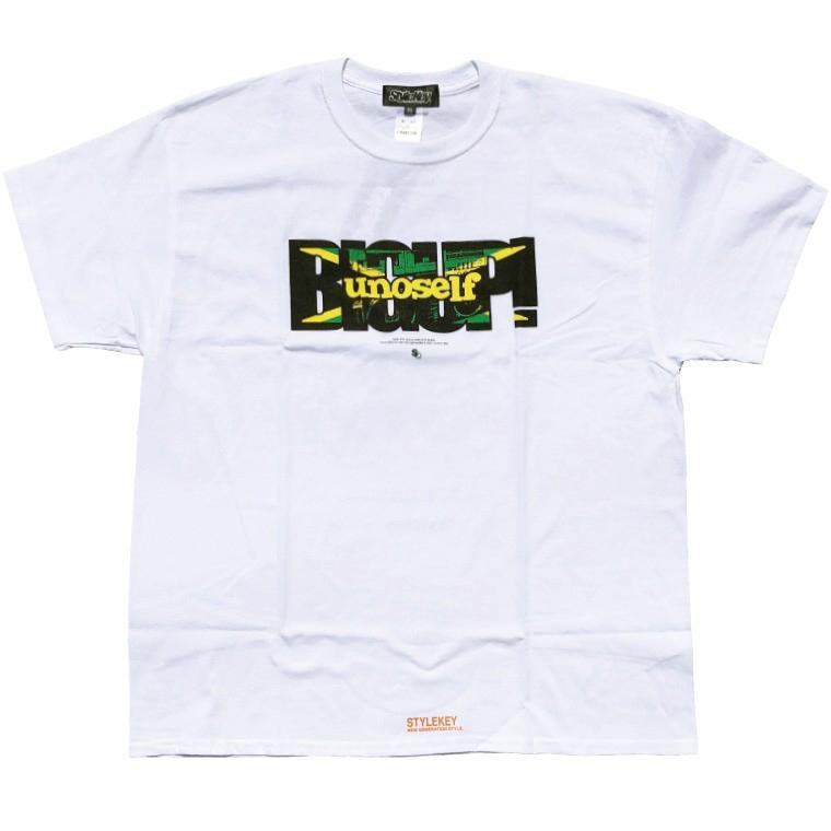 STYLEKEY CLASSIC LABEL スタイルキー クラシック・レーベル 半袖Tシャツ BIG UP S/S TEE(SK99CL-SS10) ストリート ヒップホップ レゲエ ラスタ 大きいサイズ b-bros 03