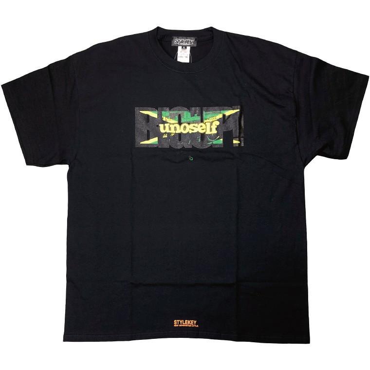 STYLEKEY CLASSIC LABEL スタイルキー クラシック・レーベル 半袖Tシャツ BIG UP S/S TEE(SK99CL-SS10) ストリート ヒップホップ レゲエ ラスタ 大きいサイズ b-bros 05