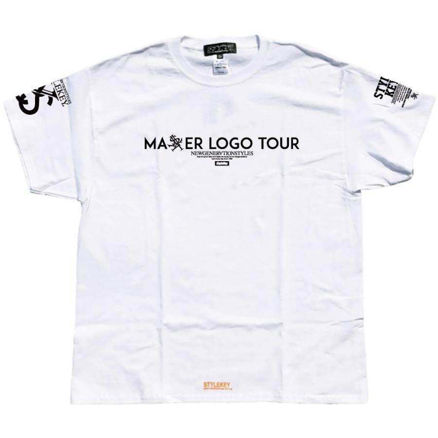 STYLEKEY CLASSIC LABEL スタイルキー クラシック・レーベル 半袖Tシャツ MASTER LOGO TOUR S/S TEE(SK99CL-SS13) ストリート系 B系 レゲエ ロゴ 大きいサイズ b-bros 03