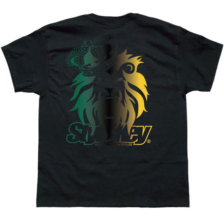 STYLEKEY CLASSIC LABEL スタイルキー クラシック・レーベル 半袖Tシャツ REIGNING KING S/S TEE(SK99CL-SS14) ストリート系 レゲエ B系 バンド 大きいサイズ|b-bros|06