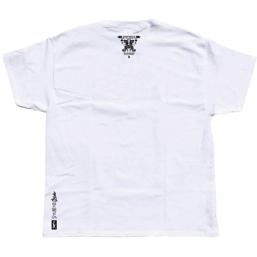 STYLEKEY CLASSIC LABEL スタイルキー クラシック・レーベル 半袖Tシャツ VENUS S/S TEE(SK99CL-SS16) ストリート系 レゲエ B系 バンド 女神 大きいサイズ|b-bros|04