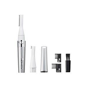 テスコム フェイスシェーバーMF22 シルバー 単4x1(電池別売り)|b-cafe