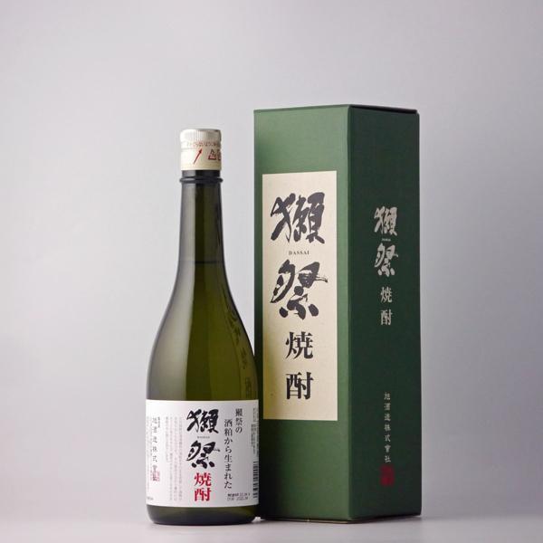 獺祭焼酎 39度 720ml 「粕取焼酎・山口県・旭酒造」 b-miyoshi