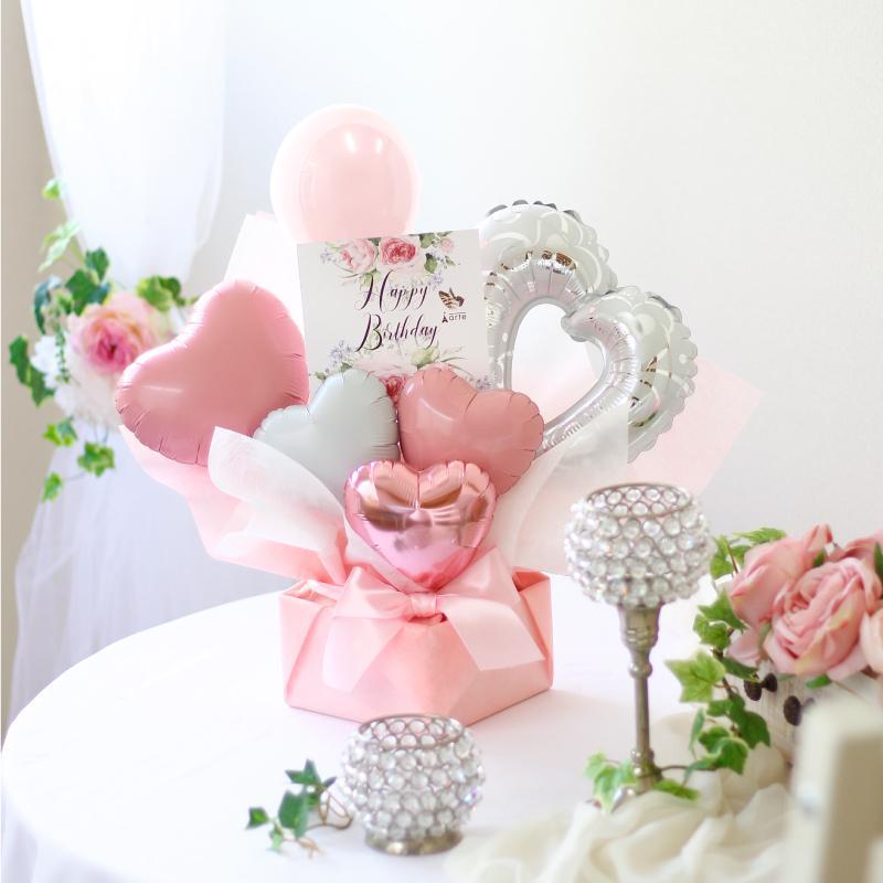 電報 バルーン アレンジ アニバーサリー 誕生日 結婚式 発表会 出産祝い 結婚祝い プレゼント・アニバーサリー バルーン・|baby-arte|04
