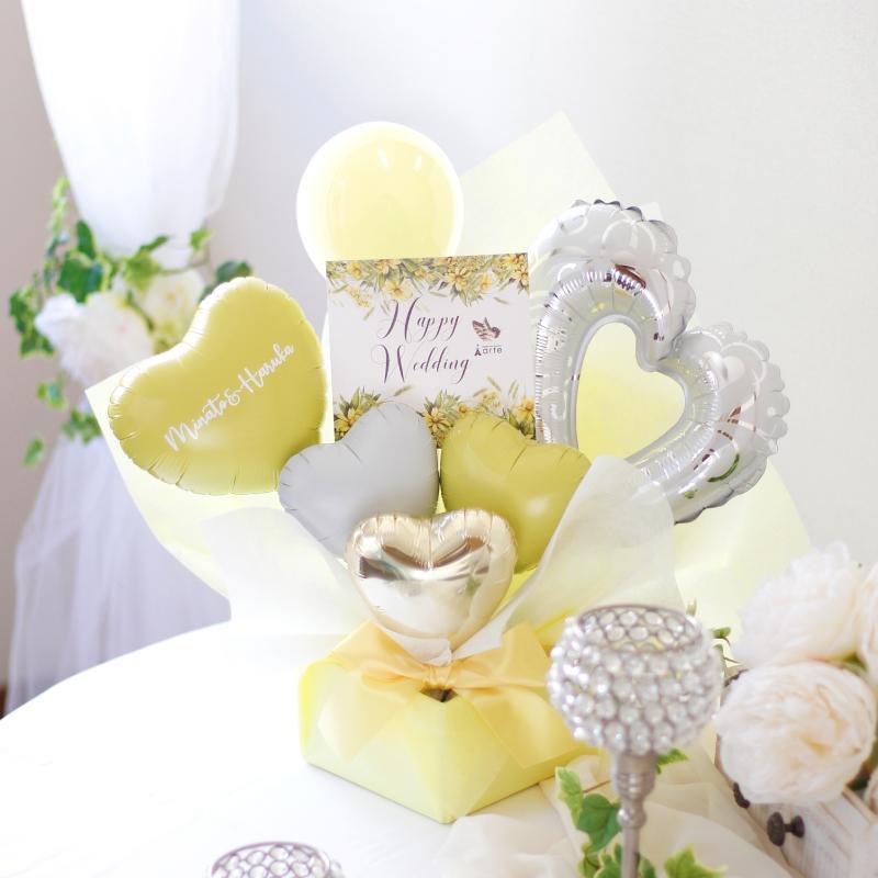 電報 バルーン アレンジ アニバーサリー 誕生日 結婚式 発表会 出産祝い 結婚祝い プレゼント・アニバーサリー バルーン・|baby-arte|05