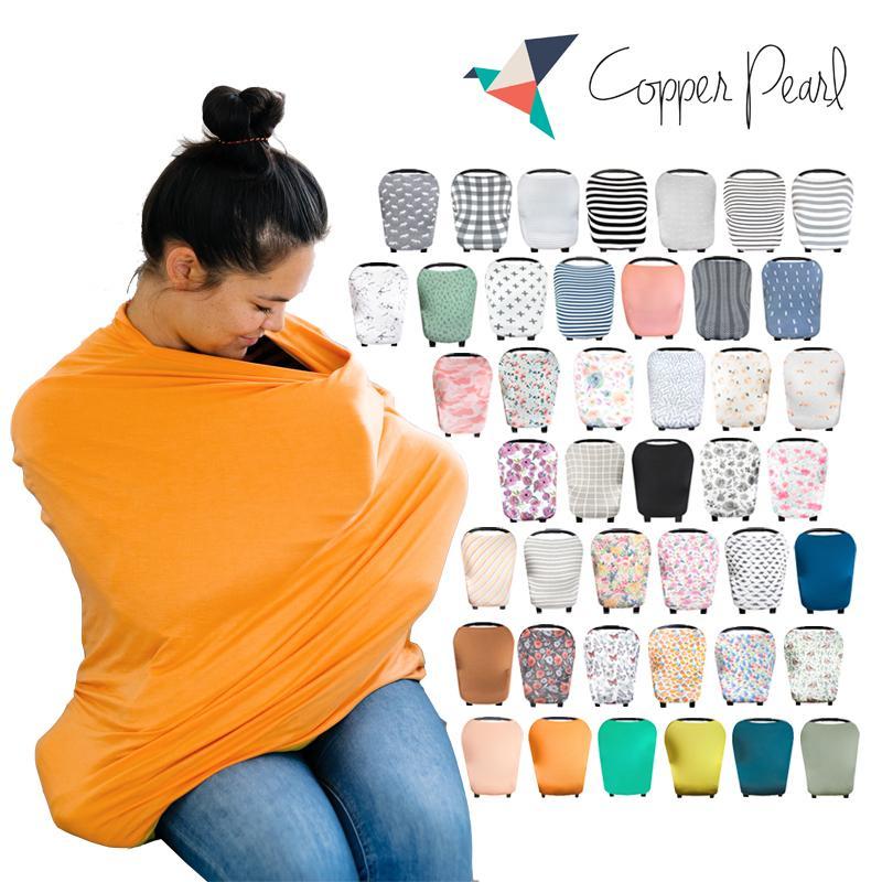 コッパーパール 授乳ケープ マルチユースカバー Copper Pearl 正規品 授乳ポンチョ 授乳カバー 360度安心 シンプル おしゃれ 出産祝|baby-jacksons