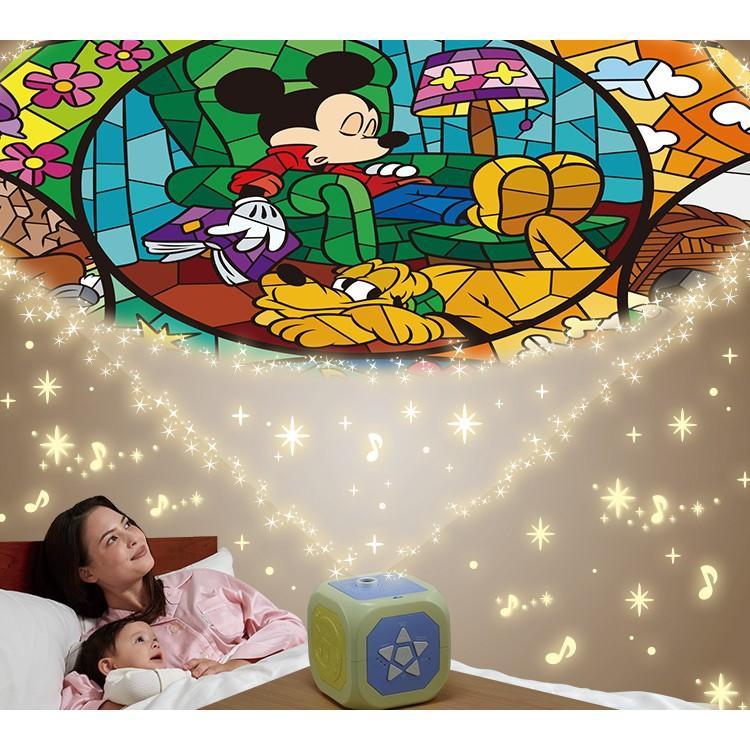 天井いっぱい!おやすみホームシアターぐっすりメロディー♪ディズニーキャラクター タカラトミー|baby-land|09