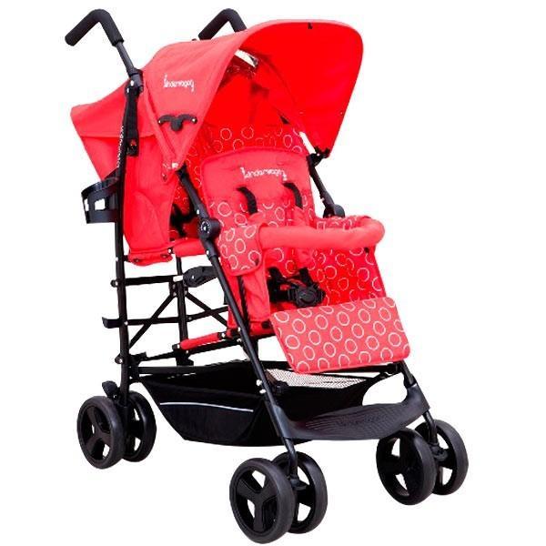 レンタル延長1ヶ月日本育児 DUOシティHOP 二人乗りベビーカー ベビー用品|baby-land|02