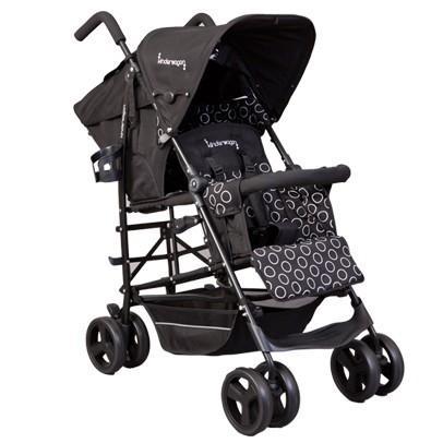 レンタル延長1ヶ月日本育児 DUOシティHOP 二人乗りベビーカー ベビー用品|baby-land|03