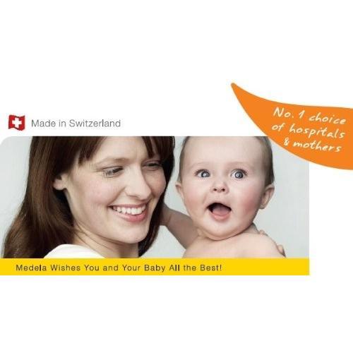 【欠品中 入荷未定】メデラ スイング電動さく乳器 カーム付 / 搾乳器 搾乳機 産後 授乳 搾乳 母乳育児 携帯 baby-land 12