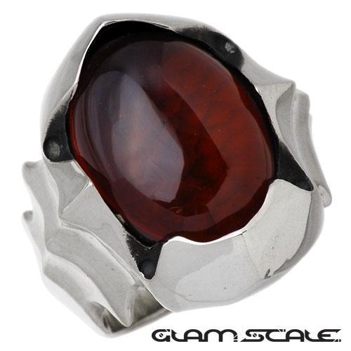 最も  GLAM SCALE グラムスケイル ストーン シルバー シルバー リング 指輪 リング 指輪, biglietteria:506ce7ca --- airmodconsu.dominiotemporario.com
