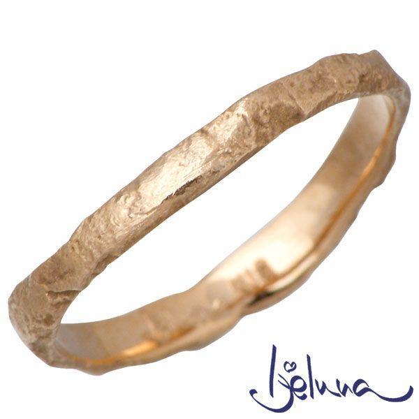品質検査済 Ijeluna アイジェルナ K18 ピンクゴールド リング メンズ 指輪, プチママ bf7974c0